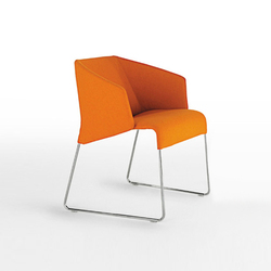 Lazy 05 | Multipurpose chairs | B&B Italia