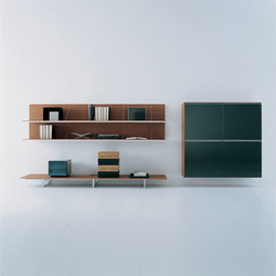 Pab 05 | Shelving systems | B&B Italia