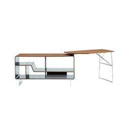 Arne CA130D+SA105D | Desks | B&B Italia