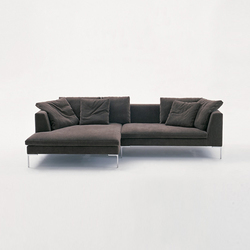 Charles Large CHL135LS+CHL158D | Sofas | B&B Italia