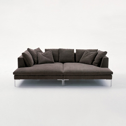 Charles Large CHL135LS+CHL135LD | Sofas | B&B Italia