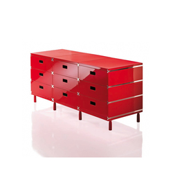 Plus Unit | Sideboards / Kommoden | Magis