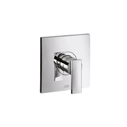 AXOR Citterio Single Lever Shower Mixer for concealed installation | Shower controls | AXOR
