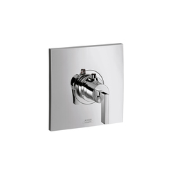 AXOR Citterio Highflow Thermostatic Mixer for concealed installation with lever handle | Shower controls | AXOR