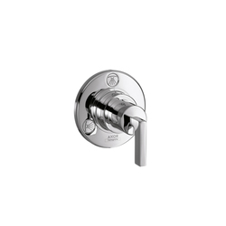 AXOR Citterio Trio|Quattro Shut-off and Diverter Valve for concealed installation with lever handle DN20 |  | AXOR