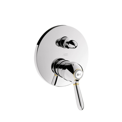 AXOR Carlton single lever bath mixer for concealed installation | Bath taps | AXOR