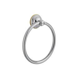 AXOR Carlton towel ring | Towel rails | AXOR