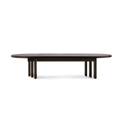 H_O | Conference tables | Poltrona Frau