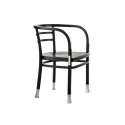 Postsparkasse Armchair | Restaurant chairs | WIENER GTV DESIGN