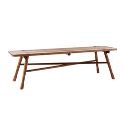 Garden bench | Bancos de jardín | WIENER GTV DESIGN