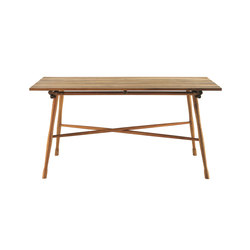 Table de jardin | Tables à manger de jardin | WIENER GTV DESIGN