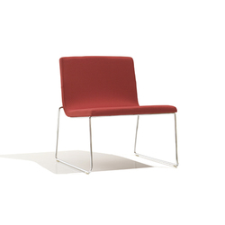 Lineal Comfort BU 0597 | Poltrone lounge | Andreu World