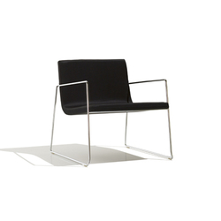 Lineal Comfort BU 0596 | Poltrone lounge | Andreu World