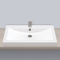 AB.R800H | Wash basins | Alape