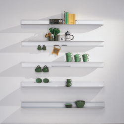 Phantasma Shelving System | Office shelving systems | BD Barcelona