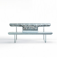 El Poeta Bench | Tables et bancs de jardin | BD Barcelona