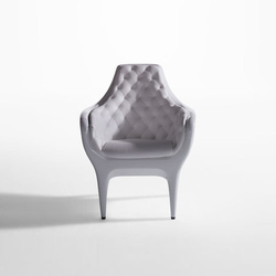 Showtime Armchair Indoor | Poltrone lounge | BD Barcelona