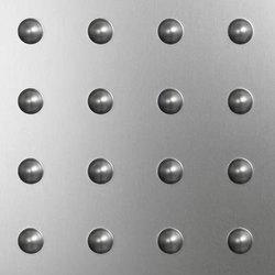 Thepel | 03 aluminium sheet | Metal sheets / panels | Fractal