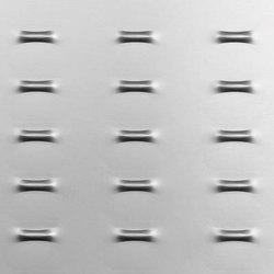 Squeeze | 05 aluminium sheet | Metal sheets / panels | Fractal