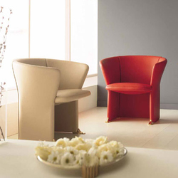 Benedetta | Lounge chairs | Meritalia