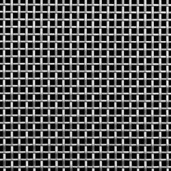 Tricot | 08 aluminium | Mailles en métal | Fractal