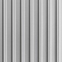 Line | 20 aluminium sheet | Tôles / plaques | Fractal