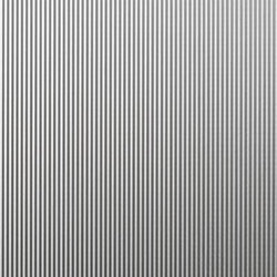 EBB Small | 21 aluminium sheet | Paneles / placas | Fractal