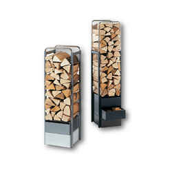 Wood Storage Unit Steel | Log holders | Tonwerk Lausen AG