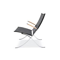 FK 82 X-Chair | Loungesessel | Lange Production