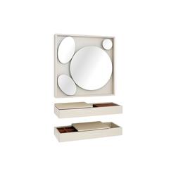 HESPERIDE Coat-stand programme | Mirrors | Schönbuch