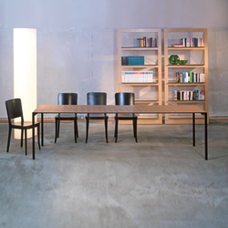 Thesis | Conference tables | Atelier Alinea