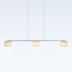 Reef Suspension with 3 shades | General lighting | serien.lighting