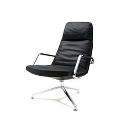 FK 86 Lounge | Lounge chairs | Walter Knoll