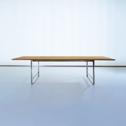Skid table | Dining tables | Tagliabue