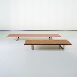 Skid coffee table | Coffee tables | Tagliabue