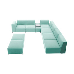 Quadro | Modulare Sitzgruppen | Tacchini Italia