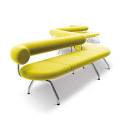 Pipeline EJ 900 | Waiting area benches | Erik Jørgensen