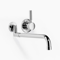 Meta.02 - Wall-mounted mixer | Kitchen taps | Dornbracht
