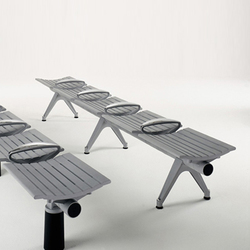 RS | Waiting area benches | Tecno