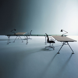 Nomos | Tischsysteme | Tecno