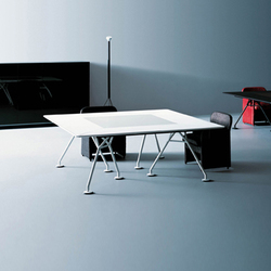 Nomos | Meeting room tables | Tecno