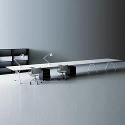 Nomos | Reading / Study tables | Tecno