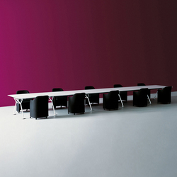 Nomos | Conference tables | Tecno