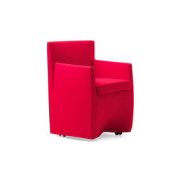 Capri Millenium armchair | Visitors chairs / Side chairs | Baleri Italia by Hub Design