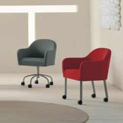 Nicole | Office chairs | BBB emmebonacina