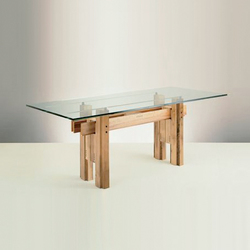 Cangrande | 454 455 | Dining tables | Bernini