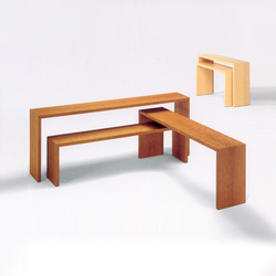 Dormusa servente | Console tables | Woodesign