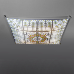 Veroca Print | Ceiling lights | B.LUX