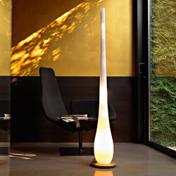 Vaso floor | General lighting | A.V. Mazzega