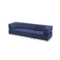 Baia modular seating system | Canapés d'attente | B.R.F.